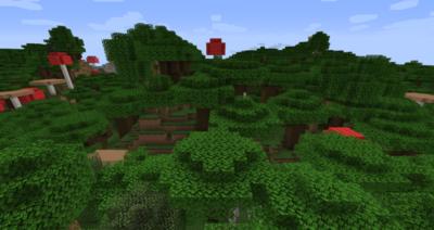 ダークオークの原木の入手方法