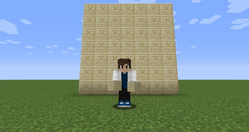 【マイクラ(JE)】模様入りの砂岩の入手方法と使い道を解説(もさもさのマインクラフト)