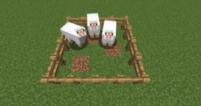 白色の羊毛の入手方法