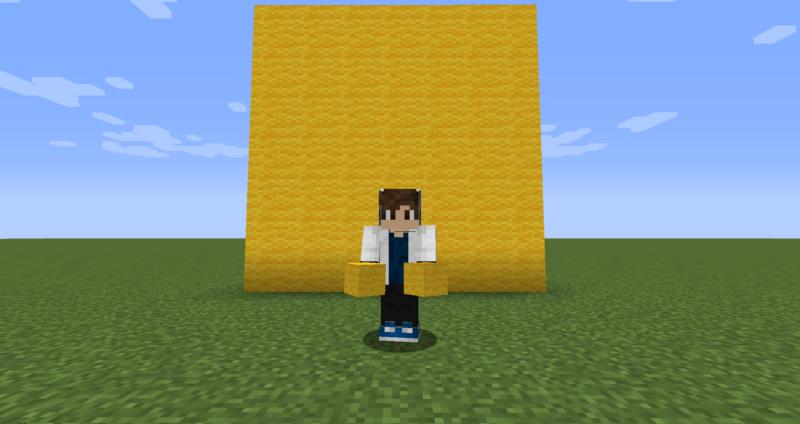【マイクラ(JE)】黄色の羊毛の入手方法と5つの使い道を解説(もさもさのマインクラフト)