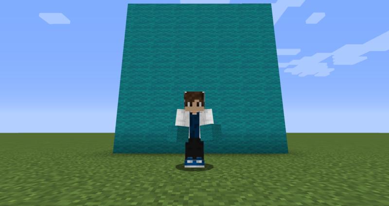 【マイクラ(JE)】青緑色の羊毛の入手方法と5つの使い道を解説(もさもさのマインクラフト)