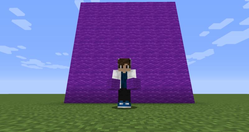 【マイクラ(JE)】紫色の羊毛の入手方法と5つの使い道を解説(もさもさのマインクラフト)