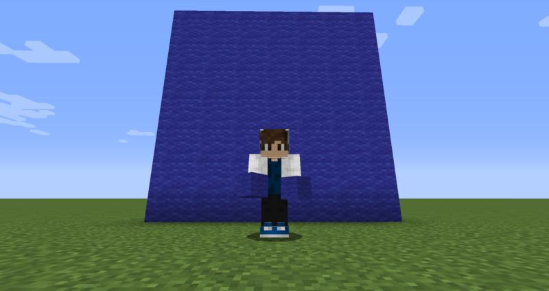 【マイクラ(JE)】青色の羊毛の入手方法と5つの使い道を解説(もさもさのマインクラフト)