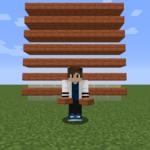 【マイクラ(JE)】アカシアのハーフブロックの入手方法と5つの使い道を解説(あかまつんのマインクラフト)