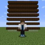 【マイクラ(JE)】ダークオークのハーフブロックの入手方法と5つの使い道を解説(あかまつんのマインクラフト)