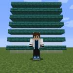 【マイクラ(JE)】歪んだハーフブロックの入手方法と4つの使い道を解説(あかまつんのマインクラフト)
