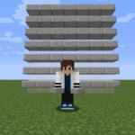 【マイクラ(JE)】滑らかな石のハーフブロックの入手方法と使い道を解説(あかまつんのマインクラフト)
