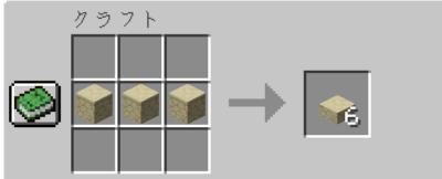 砂岩のハーフブロックの入手方法