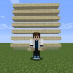 【マイクラ(JE)】研がれた砂岩のハーフブロックの入手方法と使い道を解説(あかまつんのマインクラフト)