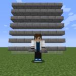 【マイクラ(JE)】石レンガのハーフブロックの入手方法と使い道を解説(あかまつんのマインクラフト)
