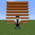 【マイクラ(JE)】研がれた赤い砂岩のハーフブロックの入手方法と使い道を解説(あかまつんのマインクラフト)