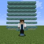 【マイクラ(JE)】プリズマリンのハーフブロックの入手方法と使い道を解説(あかまつんのマインクラフト)
