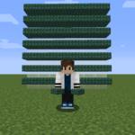 【マイクラ(JE)】ダークプリズマリンのハーフブロックの入手方法と使い道を解説(あかまつんのマインクラフト)
