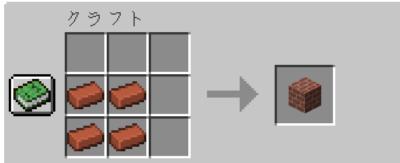 レンガ(建築ブロック)の入手方法