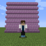 【マイクラ(JE)】プルプァの階段の入手方法と使い道を解説(あかまつんのマインクラフト)