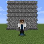 【マイクラ(JE)】丸石の階段の入手方法と使い道を解説(あかまつんのマインクラフト)