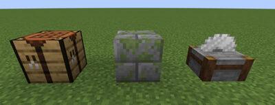 苔むした石レンガの入手方法