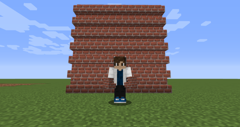 【マイクラ(JE)】レンガの階段の入手方法と使い道を解説(もさもさのマインクラフト)