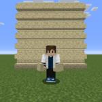 【マイクラ(JE)】砂岩の階段の入手方法と使い道を解説(あかまつんのマインクラフト)