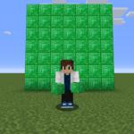 【マイクラ(JE)】エメラルドブロックの入手方法と2つの使い道を解説(あかまつんのマインクラフト)
