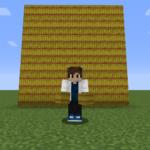 【マイクラ(JE)】干草の俵の入手方法と使い道を解説(あかまつんのマインクラフト)