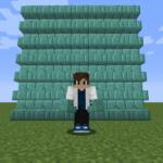 【マイクラ(JE)】プリズマリンレンガの階段の入手方法と使い道を解説(あかまつんのマインクラフト)