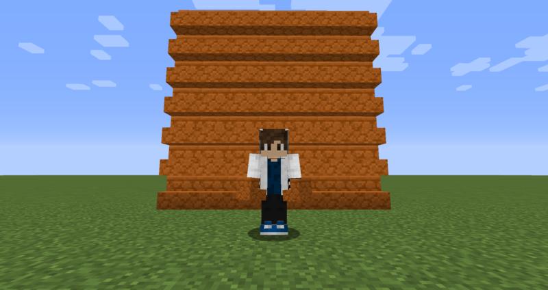 【マイクラ(JE)】赤い砂岩の階段の入手方法と使い道を解説(もさもさのマインクラフト)