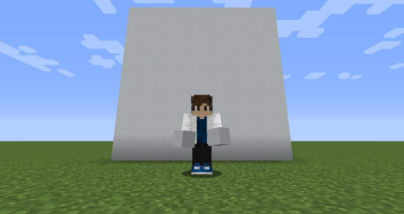 【マイクラ(JE)】白色のコンクリートの入手方法と使い道を解説(もさもさのマインクラフト)