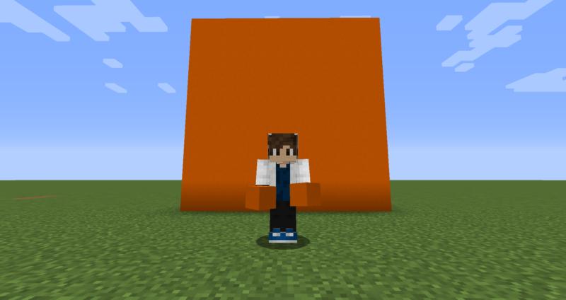 【マイクラ(JE)】橙色のコンクリートの入手方法と使い道を解説(もさもさのマインクラフト)