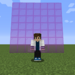 【マイクラ(JE)】赤紫色の色付きガラスの入手方法と使い道を解説(あかまつんのマインクラフト)