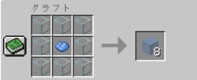 空色の色付きガラスの入手方法