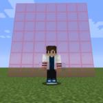 【マイクラ(JE)】桃色の色付きガラスの入手方法と使い道を解説(あかまつんのマインクラフト)