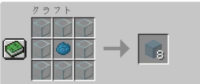 青緑色の色付きガラスの入手方法