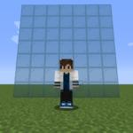 【マイクラ(JE)】青緑色の色付きガラスの入手方法と使い道を解説(あかまつんのマインクラフト)