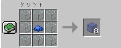 青色の色付きガラスの入手方法