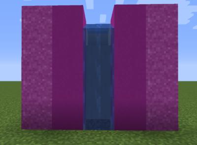 赤紫色のコンクリートの入手方法