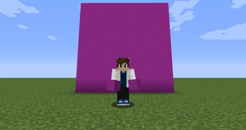 【マイクラ(JE)】赤紫色のコンクリートの入手方法と使い道を解説(もさもさのマインクラフト)