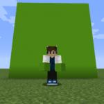 【マイクラ(JE)】黄緑色のコンクリートの入手方法と使い道を解説(あかまつんのマインクラフト)
