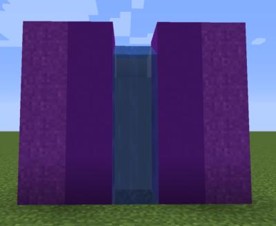 紫色のコンクリートの入手方法