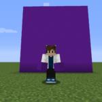 【マイクラ(JE)】紫色のコンクリートの入手方法と使い道を解説(あかまつんのマインクラフト)
