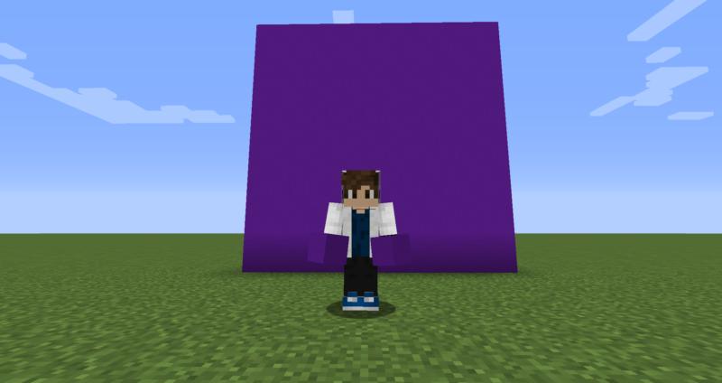 【マイクラ(JE)】紫色のコンクリートの入手方法と使い道を解説(もさもさのマインクラフト)
