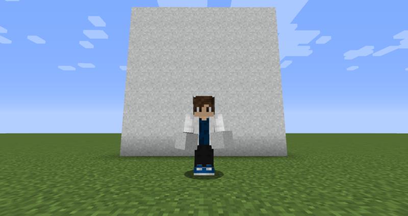 【マイクラ(JE)】白色のコンクリートパウダーの入手方法と使い道を解説(もさもさのマインクラフト)