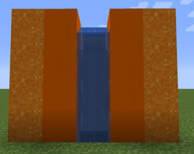 橙色のコンクリートパウダーの使い道