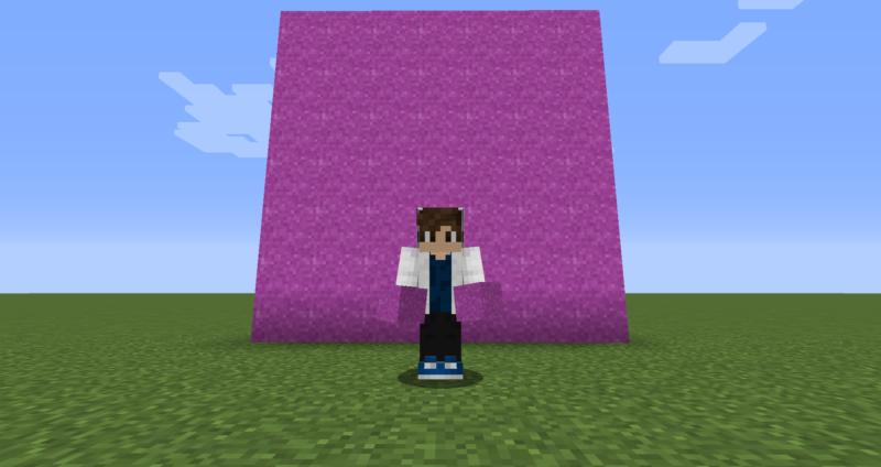 【マイクラ(JE)】赤紫色のコンクリートパウダーの入手方法と使い道を解説(もさもさのマインクラフト)