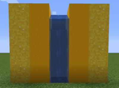 黄色のコンクリートパウダーの使い道