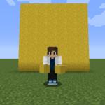 【マイクラ(JE)】黄色のコンクリートパウダーの入手方法と使い道を解説(あかまつんのマインクラフト)
