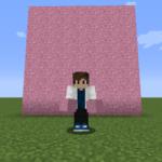 【マイクラ(JE)】桃色のコンクリートパウダーの入手方法と使い道を解説(あかまつんのマインクラフト)
