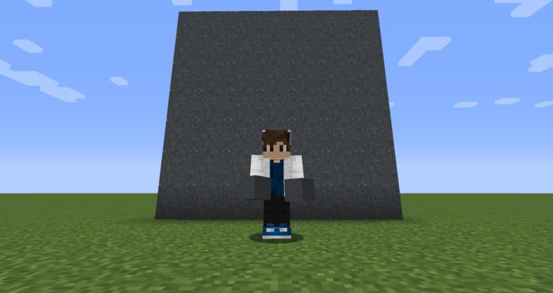 【マイクラ(JE)】灰色のコンクリートパウダーの入手方法と使い道を解説(もさもさのマインクラフト)