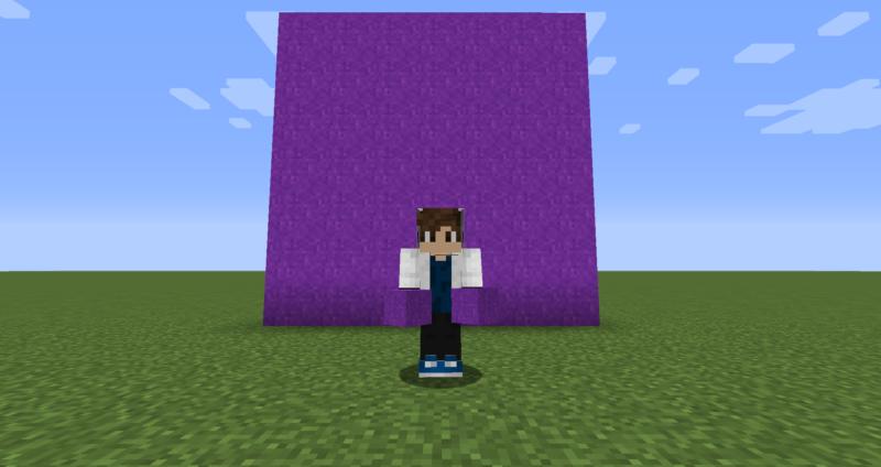 【マイクラ(JE)】紫色のコンクリートパウダーの入手方法と使い道を解説(もさもさのマインクラフト)