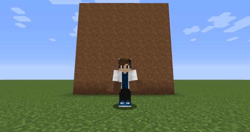 【マイクラ(JE)】茶色のコンクリートパウダーの入手方法と使い道を解説(もさもさのマインクラフト)